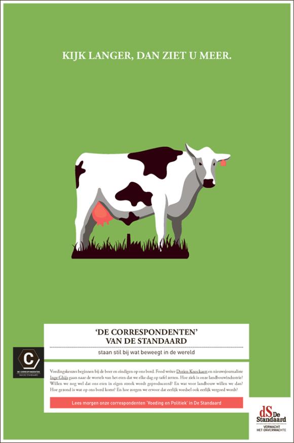 De Standaard: Koe